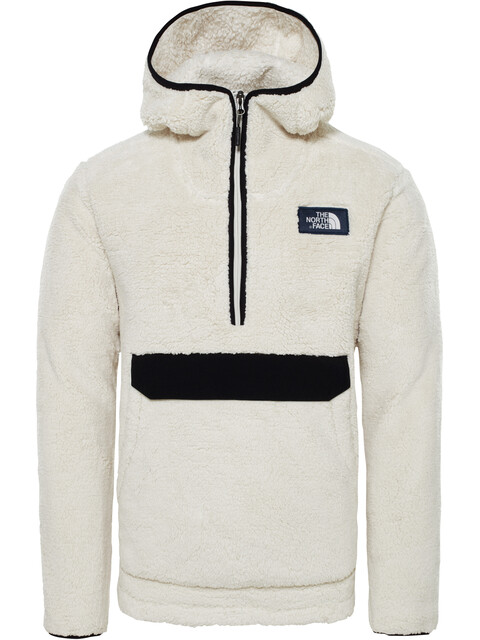 The North Face Campshire Pullover Hoodie Men vintage white/TNF black